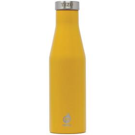 MIZU S4 Enduro LE Drikkeflaske 400ml m. rustfri stållåg, harvest gold